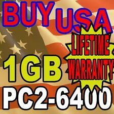 1GB Dell Latitude 2100 6400 D630 D530 D531 Memory RAM