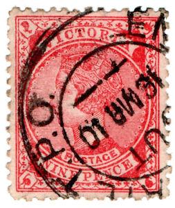 I-B-Australia-Postal-Victoria-9d-English-Mail-TPO