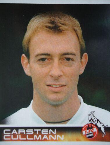 Panini 283 BL Fussball 2001 Carsten Cullmann 1 FC Köln