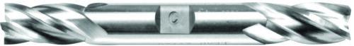 "3//4 x 3//4/"" Shank 4F HSS Center Cutting Double End Mill"