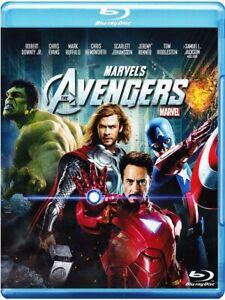 The-Avengers-Marvel-Studios-Blu-Ray-Nuovo-Sigillato-Fuori-Catalogo