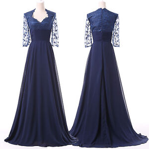 Vintage Women 50s Masquerade Evening Party Ball Gowns Long Prom ...