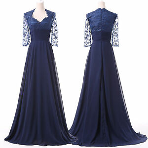 Vintage Women 50s Masquerade Evening Party Ball Gowns Long ...
