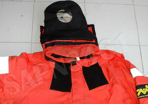 Mullion Smart solas 2A SSS//2A 1MG5 Insulated immersion anti-exposure suit