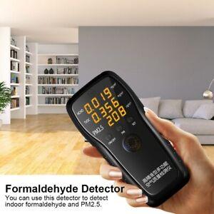 Digital Luftqualität Messgerät Formaldehyd Detektor Haus Luftqualitätsmonitor