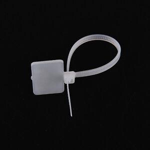 100Pcs-Nylon-Self-Locking-Label-Tie-Network-Cable-Marker-Cord-Wire-Strap-Zip-amp-KIN