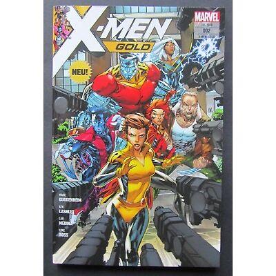 Marvel X-MEN:Gold  Juli 2018  In der Falle ungelesen,Top Zustand