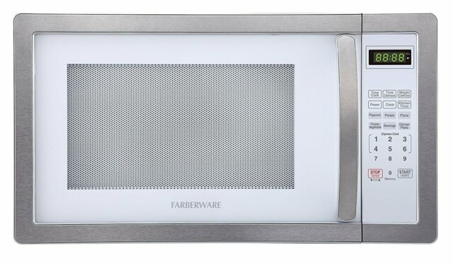 Sharp Countertop Microwave Oven Zr309yw