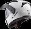 LS2-FF324-METRO-EVO-DUAL-VISOR-FLIP-FRONT-MOTORBIKE-ADVENTURE-HELMET-GLOSS-WHITE thumbnail 6