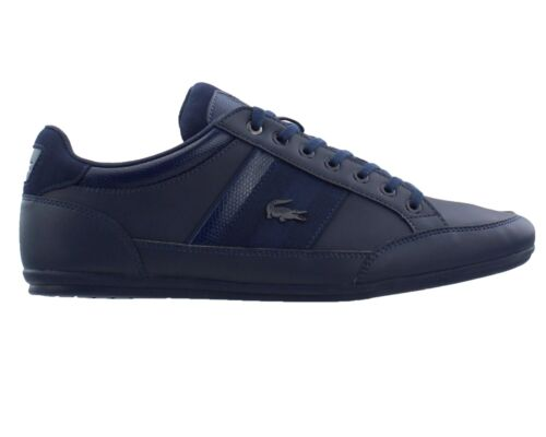 Lacoste Chaymon 119 2 CMA Mens Trainers Navy Lace Up Shoes