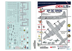 1-144-P-3C-AP-3C-Orion-RAAF-Operational-amp-Fincastle-Schemes-DEKL-039-s-II