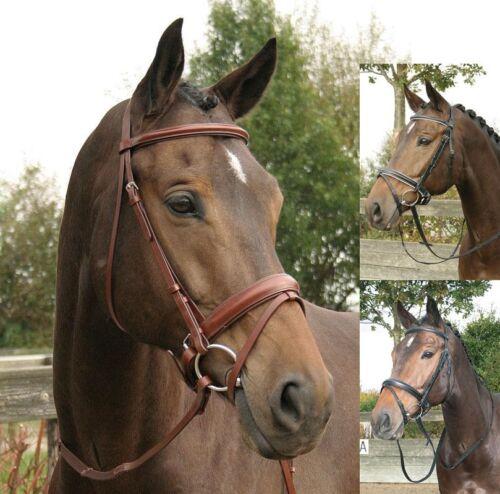 Luxe Trense schwedisches Reithalfter Harry`s Horse Reittrense