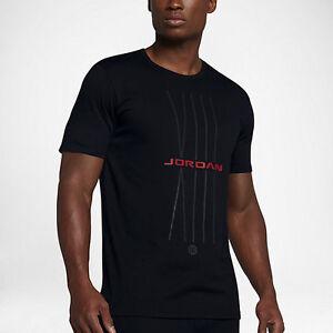 a598468071ef New Men s Air Jordan Sportswear AJ 13 CNXN 1 Tee Shirt (908422-010 ...