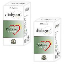 Best Herbal Supplements For Blood Sugar Level Diabgon 120 Capsules