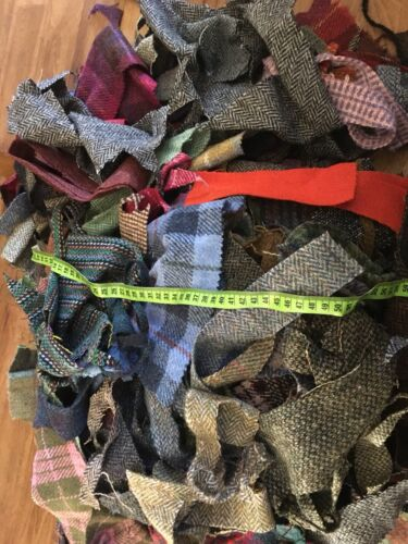 Harris Tweed Scraps 500 g
