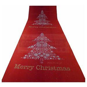 Tappeto-rosso-Albero-di-Natale-passatoia-H-1-mt-R8