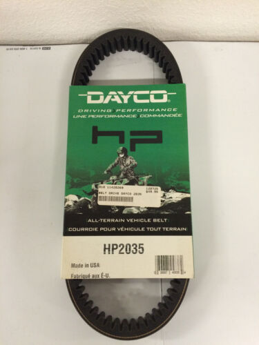 Dayco HP2035 Drive Belt Can-Am Bombardier Outlander 400 EFI XT