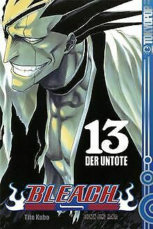 Bleach 13: Der Untote von Tite Kubo | Buch | Zustand gut