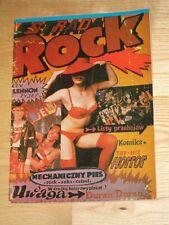 Estrada magazine 1984 Nena on cover * Duran Duran poster * Kiss * Kaja Goo Goo