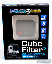 Polar Pro Cube Polarizer Filter for GoPro HERO3 / DIVE Housing
