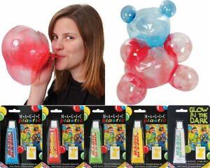 Globo-De-Plastico-Magico-Modelado-inflar-Plastico-Burbuja-esculpir-Juguete-Divertido-15026