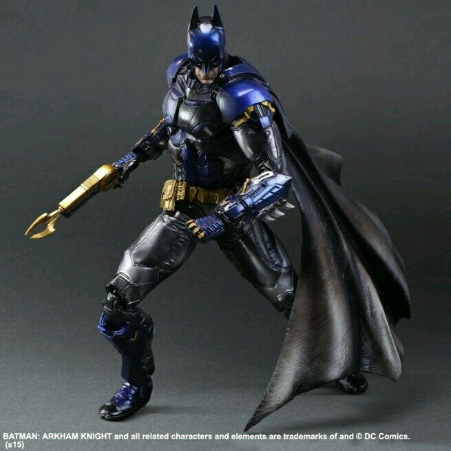 NEW SDCC 2015 SQUARE ENIX PLAY ARTS KAI BATMAN ARKHAM ARKHAM ARKHAM KNIGHT (LIMITED COLOR VER) ef0576