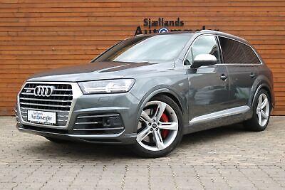 Annonce: Audi SQ7 4,0 TDi quattro Tiptr.... - Pris 0 kr.