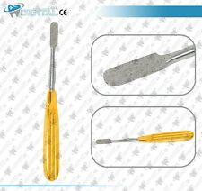Peet Nasal Rasp Curved Diamond Surface 175 Cm Nasal Surgery Stainless Steel Ce
