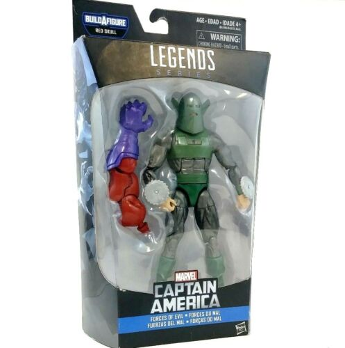 MARVEL LEGENDS SERIES Forces of Evil Whirlwind New in Box Toys construire une figure
