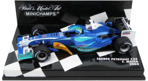 Minichamps Sauber Petronas C24 2005 - Felipe Massa 1 1 1 43 Scale 44f50d