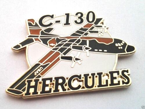 C-130 HERCULES CAMO Military Veteran US AIR FORCE Hat Pin P18089 EE