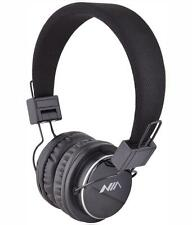 50% OFF NIA Q8 On Ear Wireless Bluetooth Headset Micro SD Player FM Radio