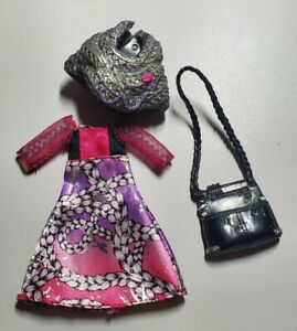 EVER AFTER HIGH DOLL ACCESSORIES 1ST CHAPTER SIGNATURE POPPY O/'HAIR PURSE BAG