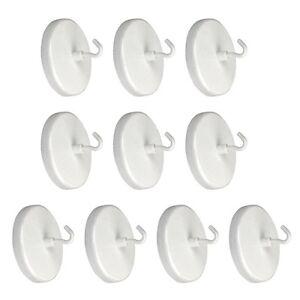 10-x-Grose-Magnethaken-bis-zu-24-KG-Hakenmagnet-ca-63-mm-von-Tifler