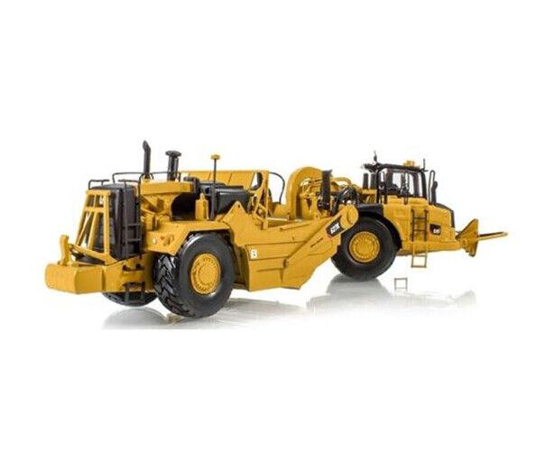 Caterpillar Tonkin 1 50 50 Replicas CAT Wheel Tractor Scraper TR80002 Car Model