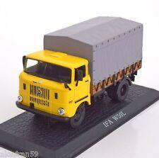 IFA W50L LKW - gelb - 1:43 - ATLAS MODELS - DDR Trucks models