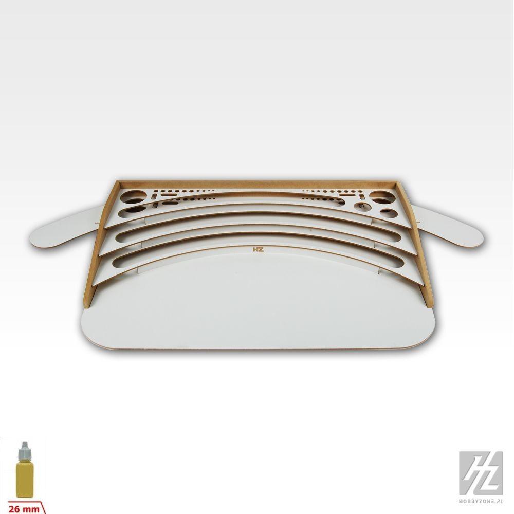 Professionale Mobile Tavolo da Disegno Ø 26mm (Professional Vernice Stazione)