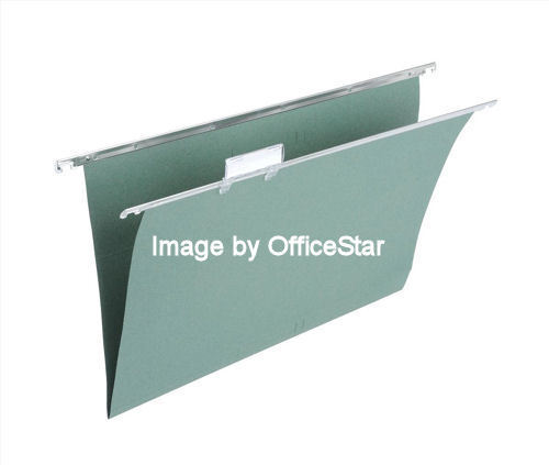 SUSPENSION HANGING FILE for FILING CABINET A4~ 1 to 500 ~330mm//30cm ~with TABS