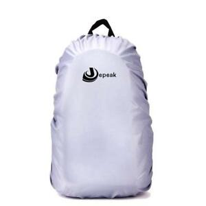 Image is loading Jepeak-35L-Nylon-Waterproof-Backpack-Rain-COVER-Rucksack- 6c2134d824