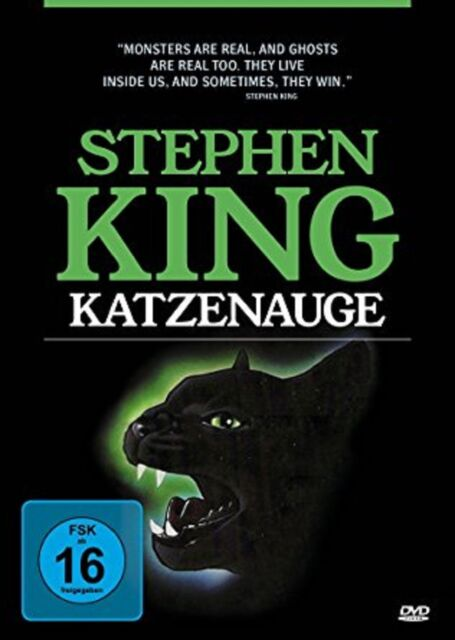 Katzenauge DVD NEU OVP Stephen King