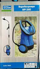 Güde Regenfasspumpe GFP 3502 Regenfass-Pumpe Gartenpumpe Gartenpumpe