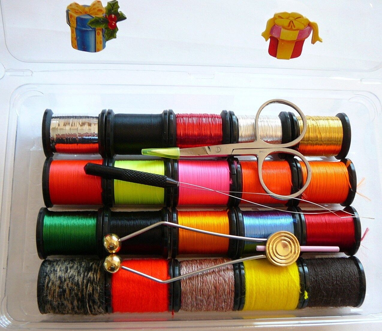 Uni-Products  Gift Idea.....Fly Tying,  Flies, Fly Fishing, Craft, Store, Sport  big discount
