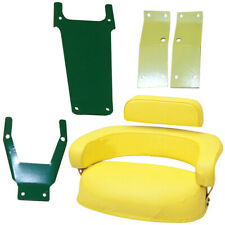 3 Piece Yellow Seat Assembly Fits John Deere 3010302040204320502060307520