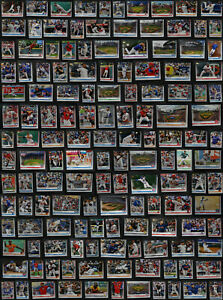 2019-Topps-Series-1-150th-Anniversary-Stamp-Baseball-Cards-Pick-From-List