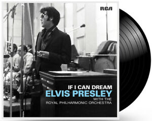 Elvis-Presley-If-I-Can-Dream-VINYL-12-034-Album-2-discs-2016-NEW
