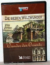 DVD Die sieben Weltwunder - WUNDER DES ORIENTS