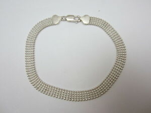 Silver-Tone-Bracelet