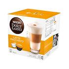 NESCAFE Dolce Gusto Latte Macchiatto 8 Coffee 8 Milk Pods Capsules