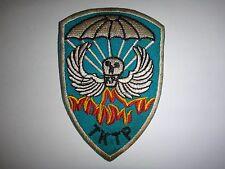 Vietnam War US 5th SFGrp ROAD RUNNERS SFOD Detachment B-52 Patch