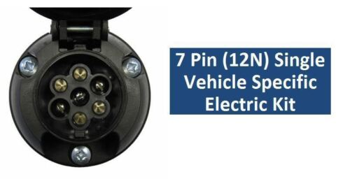 7 Pin Towbar Wiring for Nissan X-Trail T32 2014on Vehicle Specific Electrics